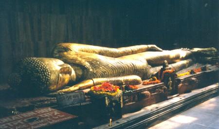 佛陀般涅槃印度 India