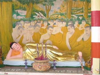 佛陀般涅槃-越南 Vietnam