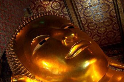 佛陀般涅槃泰國 Thailand