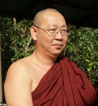 德加尼亚禅师(缅甸雪吴敏中心禅修导师)
